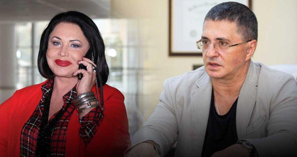 Мясников пояснил, чем певице Бабкиной грозит длительное пребывание под ИВЛ