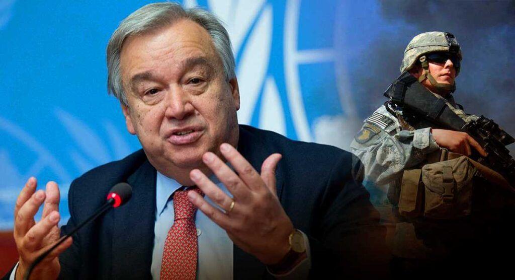70 стран ООН поддержали призыв к прекращению военных конфликтов