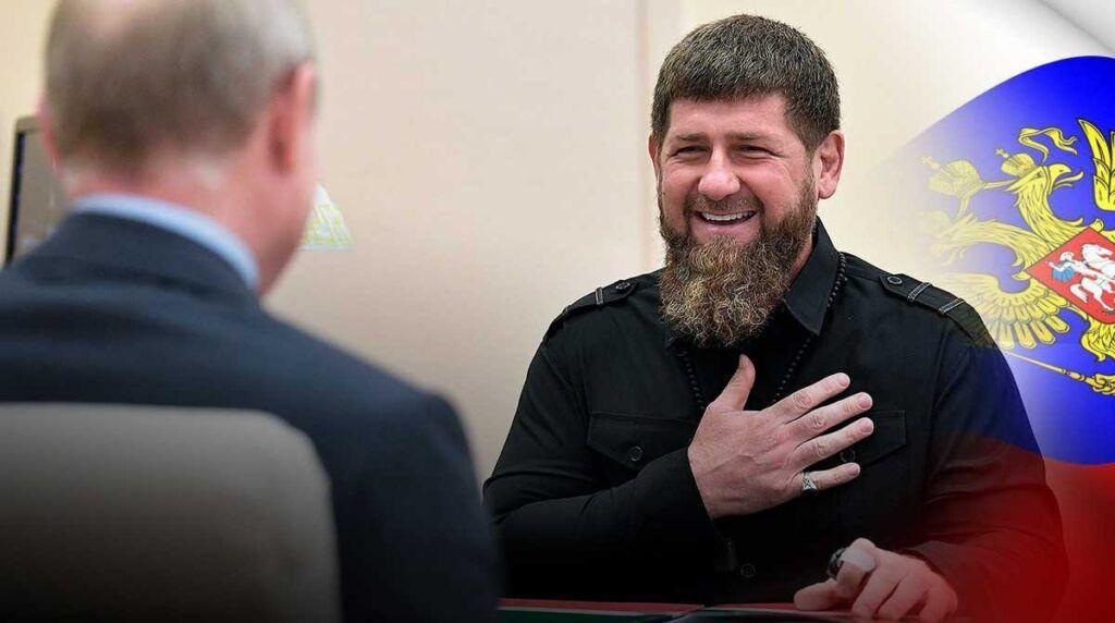 Рамзан Кадыров рассказал как познакомился с Владимиром Путиным