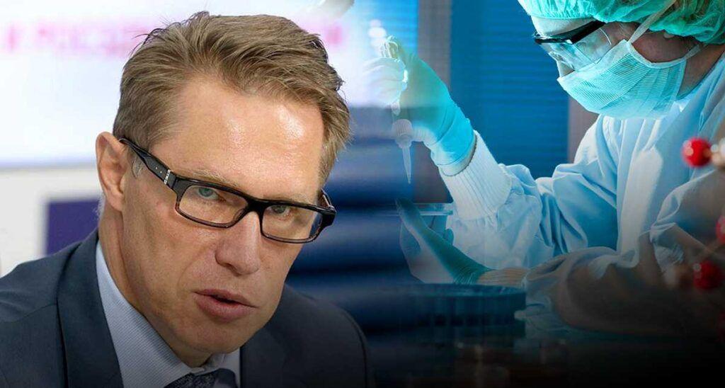 Мурашко заявил о разработке вакцины от коронавируса в семи научных центрах