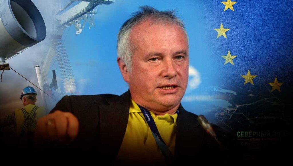 Александр Рар пояснил, к каким последствиям для ЕС приведёт давление на «Северный поток-2»