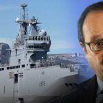 СМИ призвало благодарить бывшего главу Франции за отказ передать «Мистрали» России
