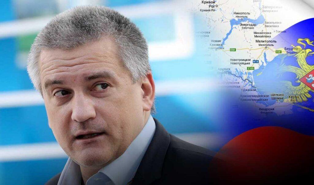 Глава Крыма назвал несколько причин, почему полуостров никогда не станет украинским