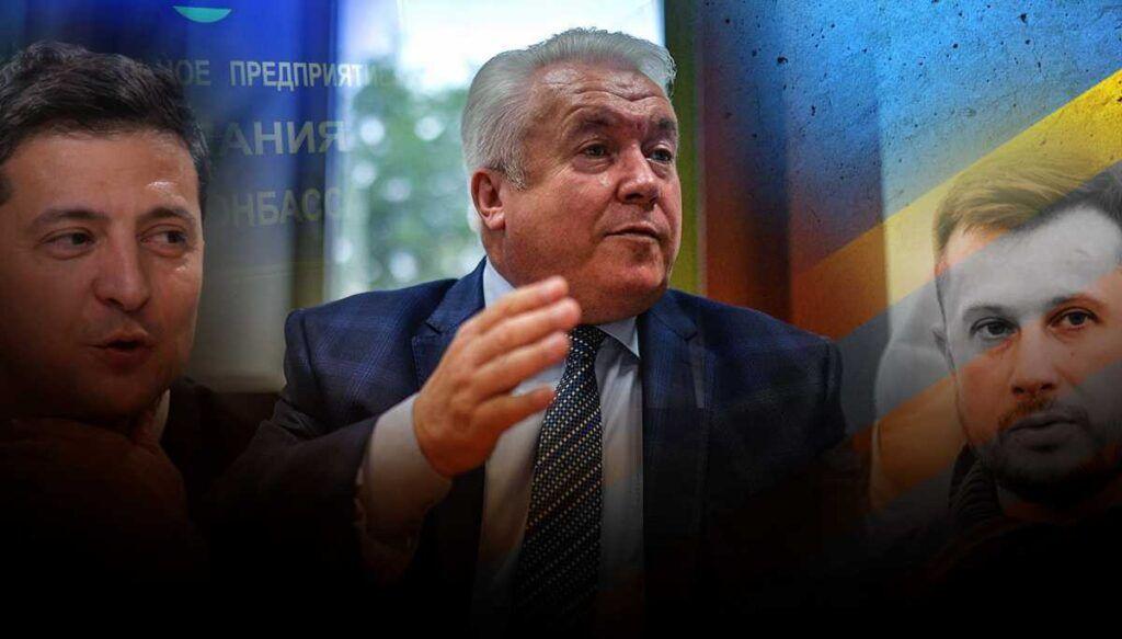 Олейник пояснил, что ожидает Украину в результате водяного шантажа жителей Донбасса
