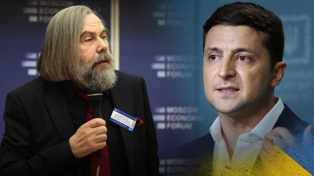 Погребинский заявил, что Зеленским управляет колониальная администрация