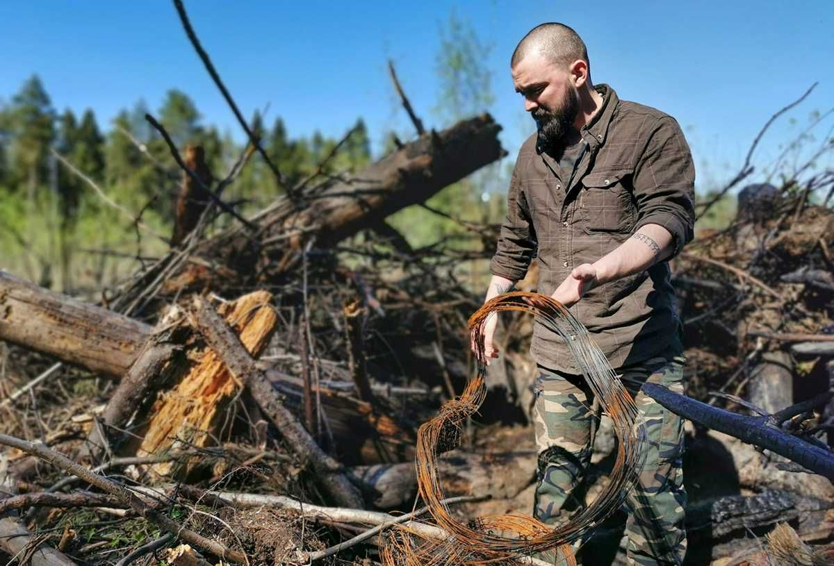 Павел Пашков вырубка российских лесов