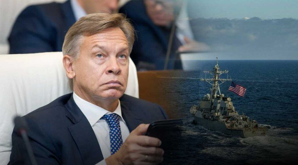 Пушков прокомментировал операцию кораблей альянса НАТО в Баренцевом море