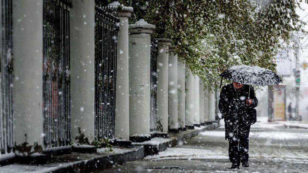 Синоптики предупредили москвичей о выпадении снега 21 мая