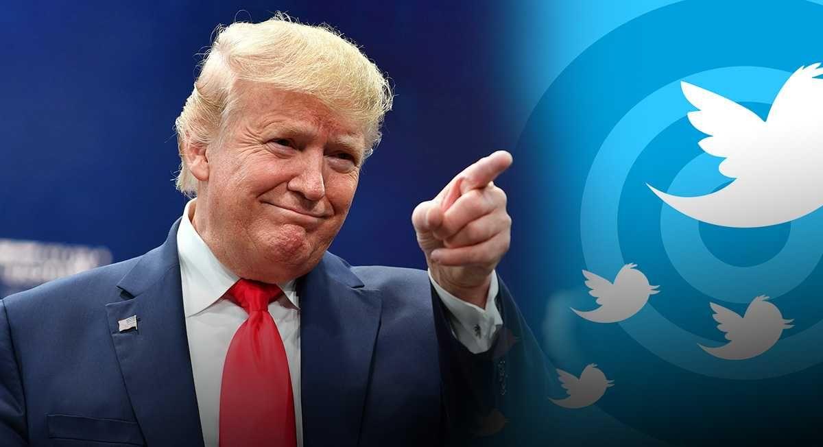 Трамп обвинил Twitter во вмешательстве в президентские выборы 2020 года