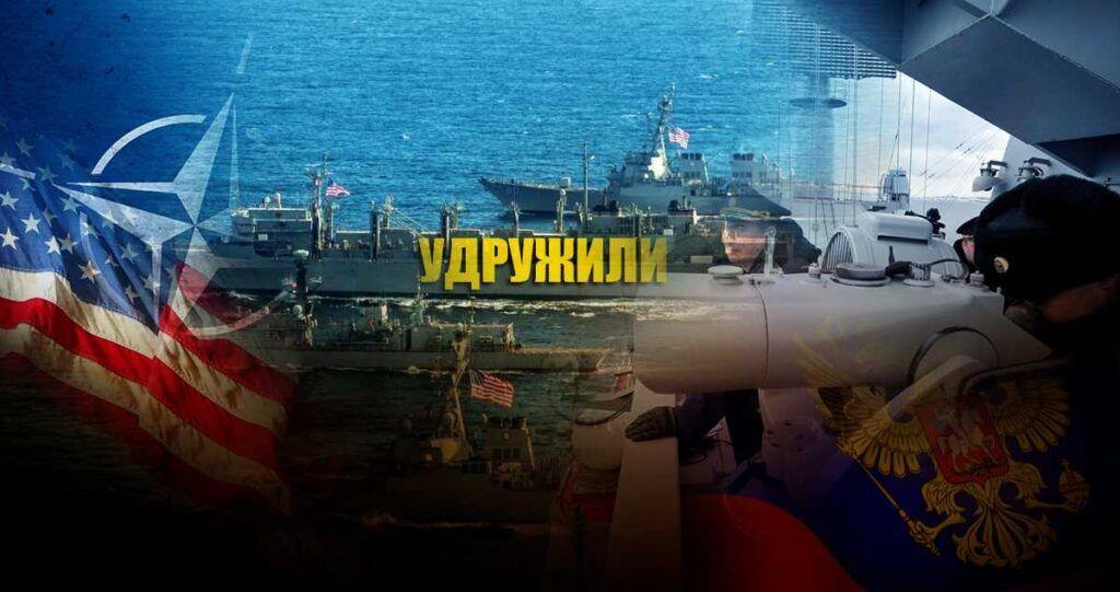 """Журналисты """"Sohu"""" объяснили, почему США оказали хорошую услугу России придя в Баренцево море"""