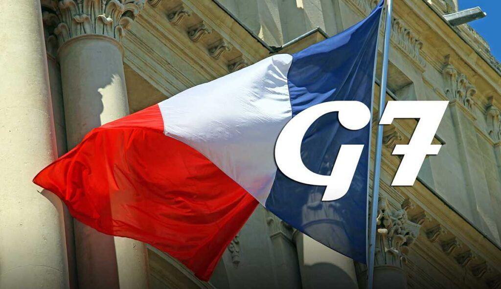 Французский МИД назвал, от чего зависит возвращение России в большую семёрку