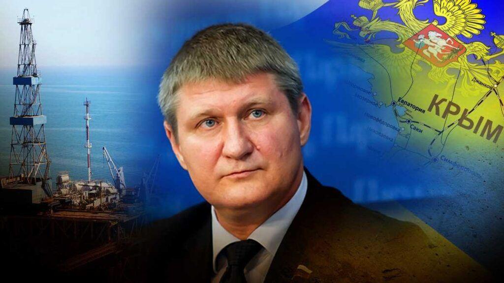 Михаил Шеремет пояснил, что ждёт Украину за попытку углеводороды у Крыма