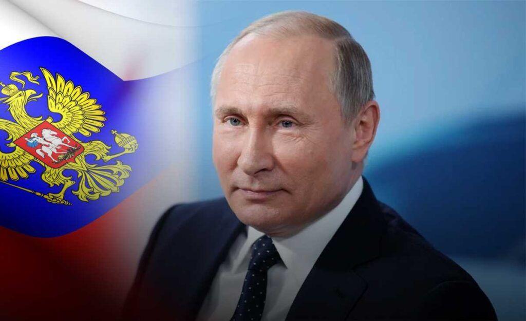 Президент России Владимир Путин обратился к россиянам