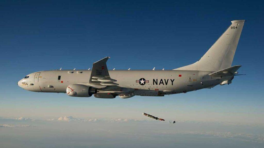 Российская авиация перехватила самолеты США над Черным морем
