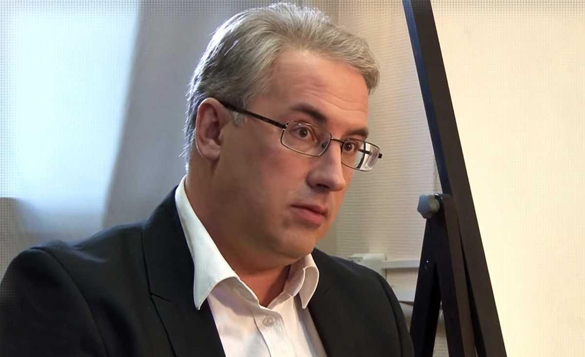 Телеведущий Норкин внезапно покинул студию НТВ во время записи программы