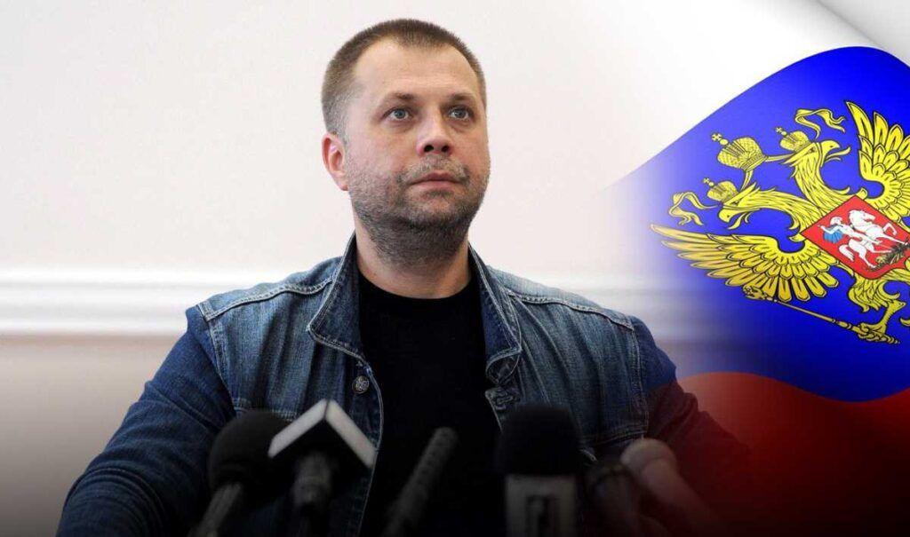 Бородай заявил о скором вхождении республик Донбасса всостав России