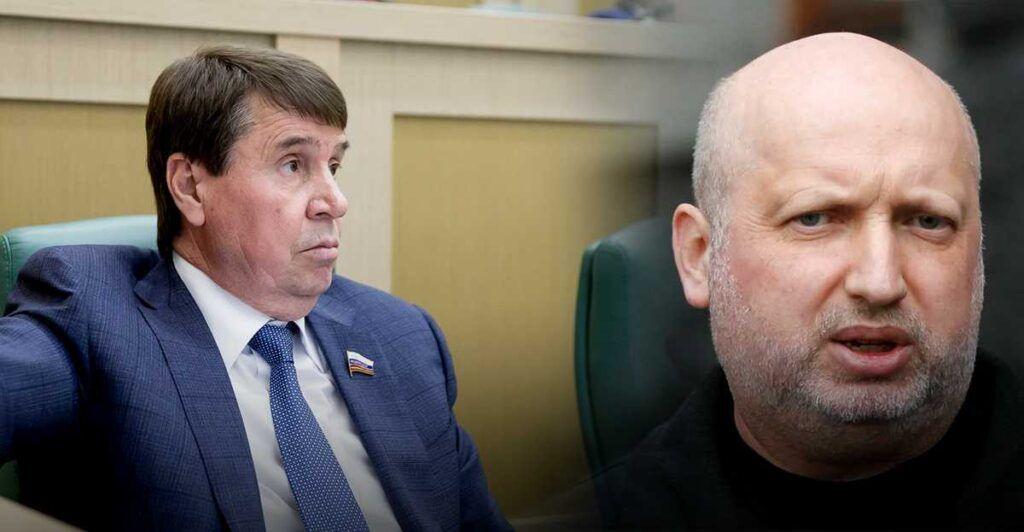 Цеков усомнился в психическом здоровье экс-секретаря СБУУкраины Турчинова