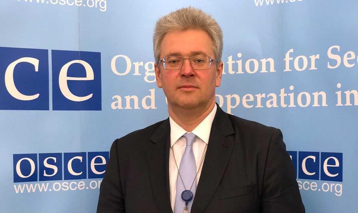 Постпред Украины в Вене заподозрил Россию в желании выйти из Минских соглашений
