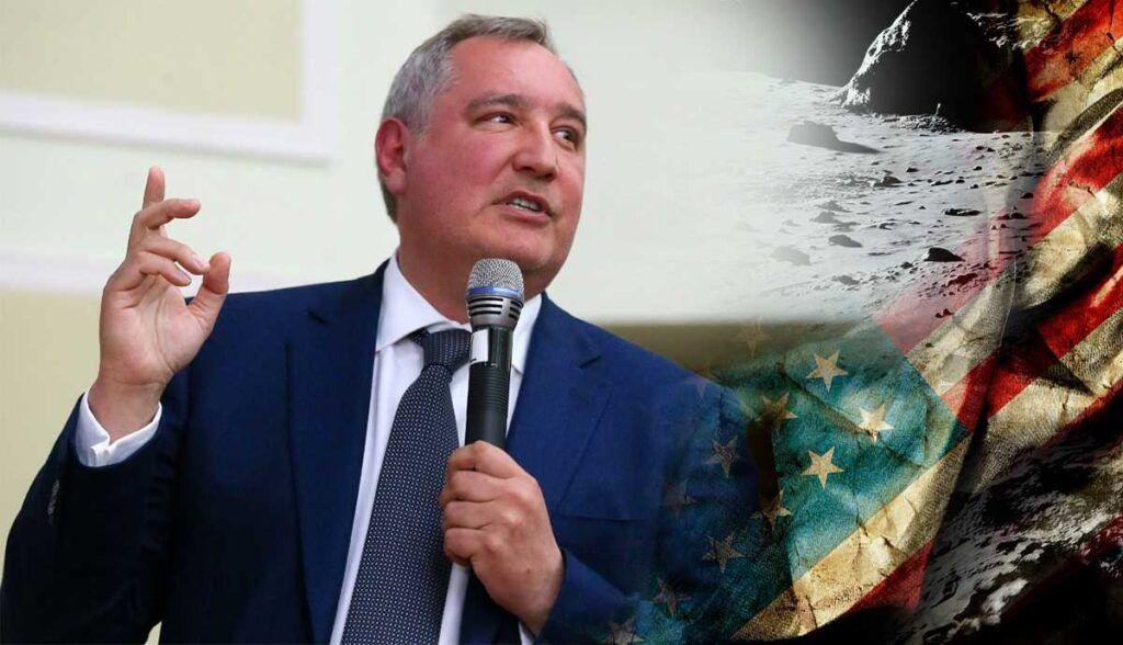 Рогозин заявил, что США создают своеобразное НАТО в космосе