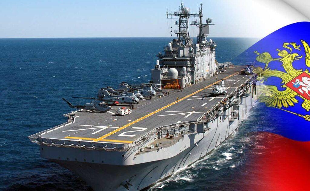 Россия построит вертолётоносцы сильно превосходящие неполученные Мистрали