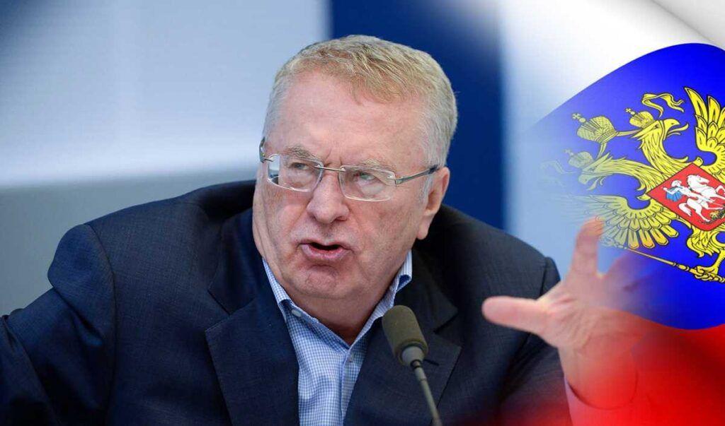 Жириновский поблагодарил президента за назначение Дегтярева врио главы Хабаровского края
