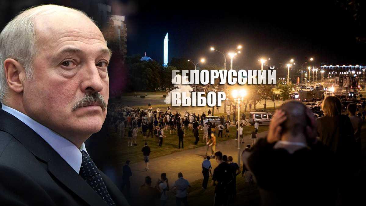 «Озверевшие люди» Лукашенко прокомментировал попытку штурма столичного РУВД