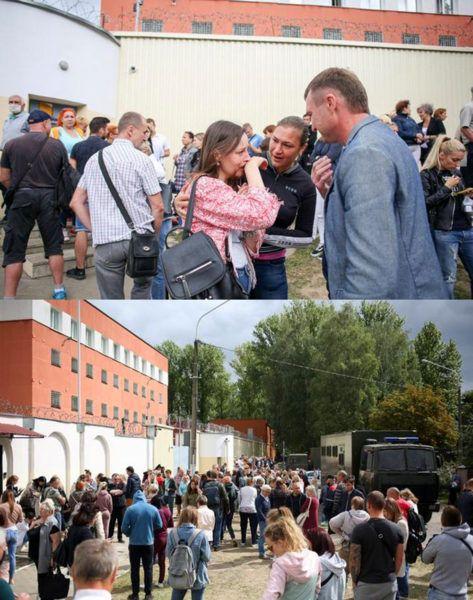 освобожденные в Минске рассказали об избиениях
