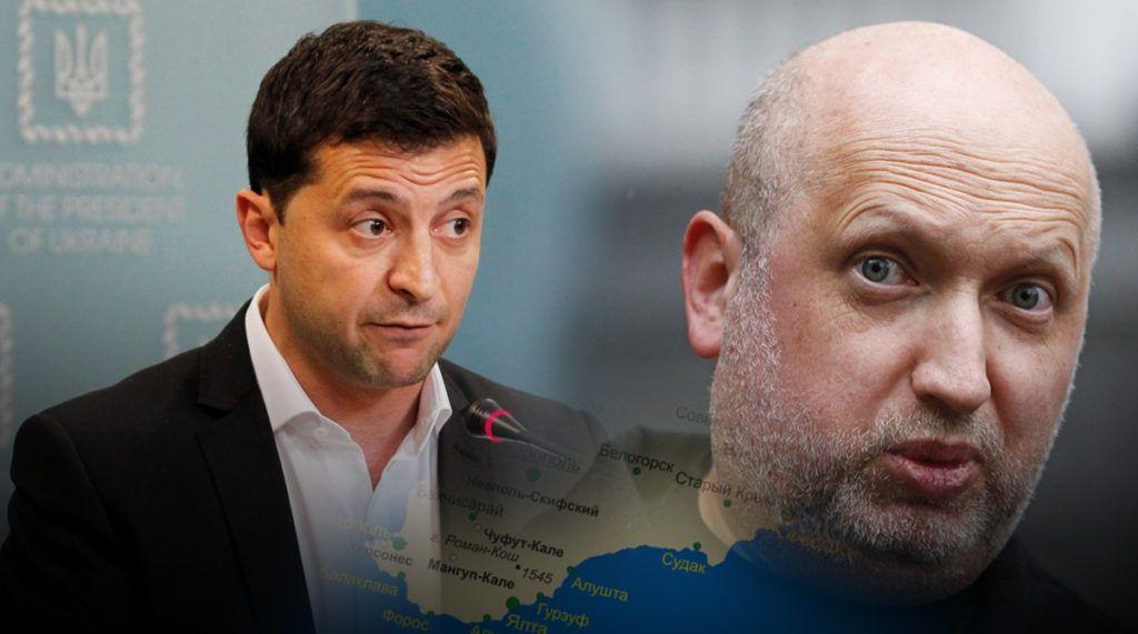 На Украине пояснили, что произойдет с ВСУ в случае вторжения в Крым