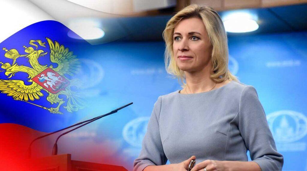 """Захарова прокомментировала """"бабушкиной пословицей"""" позицию Лукашенко по отношению к России"""