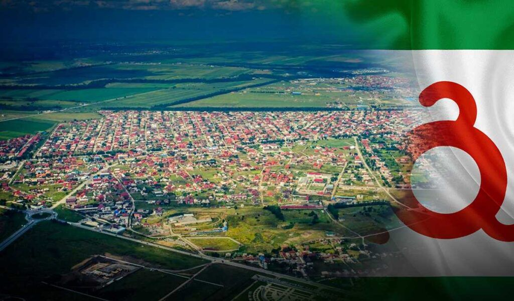 В Назрани объявлен режим контртеррористической операции