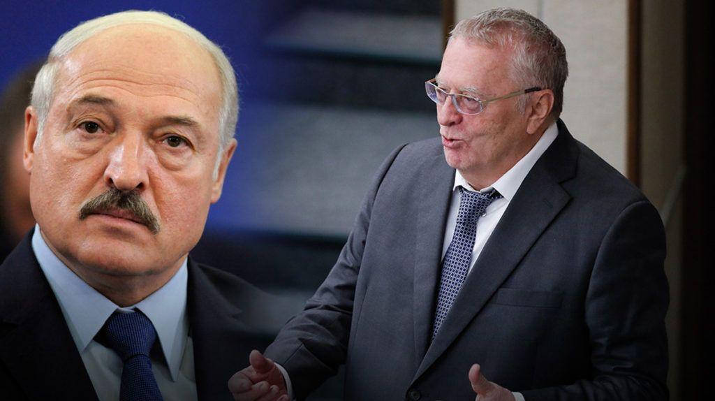 Жириновский назвал единственный путь из кризиса для Лукашенко