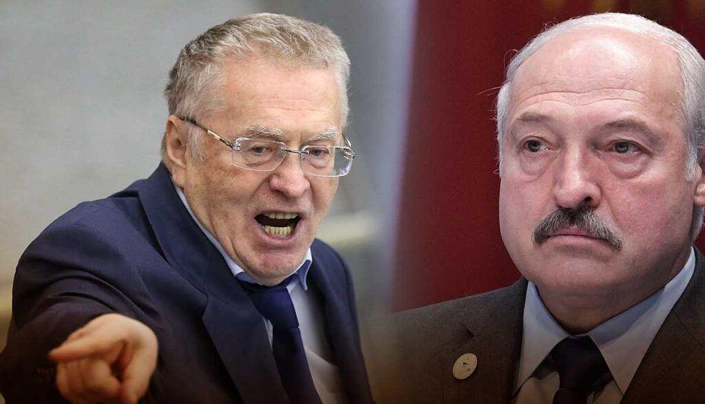 Жириновский рассказал, как Лукашенко провести красивые выборы