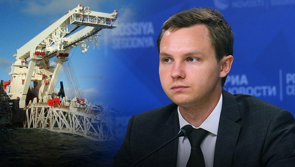 Эксперт пояснил, сможет ли Дания остановить Северный поток-2