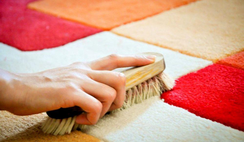 Как правильно чистить ковролин