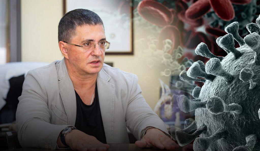 Мясников призвал радоваться, что данные о числе заразившихся COVID-19 растут