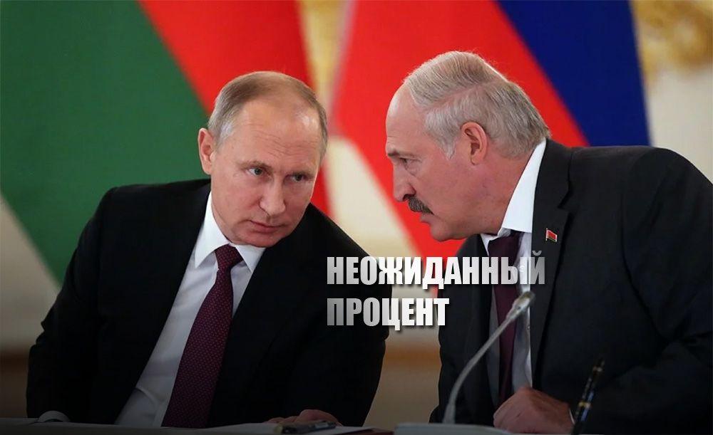 Назван процент граждан Белоруссии, которые хотят вхождения РБ в состав России