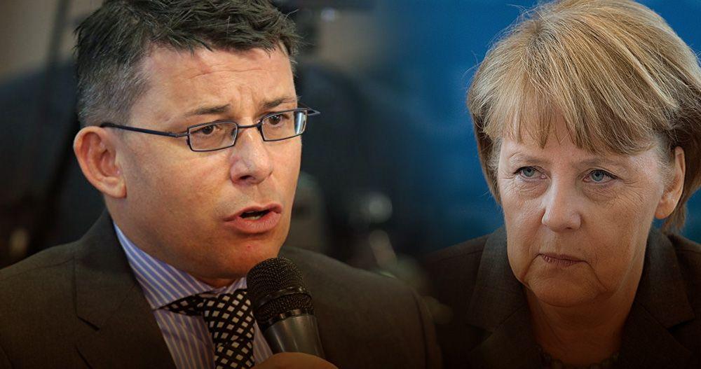 Тянет время, выжидает эксперт раскрыл тактику Меркель по «Северному потоку - 2»
