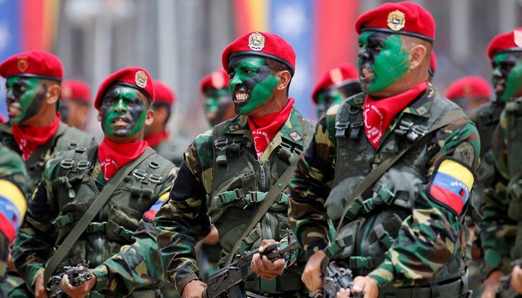 Военные Венесуэлы сбили американский самолет