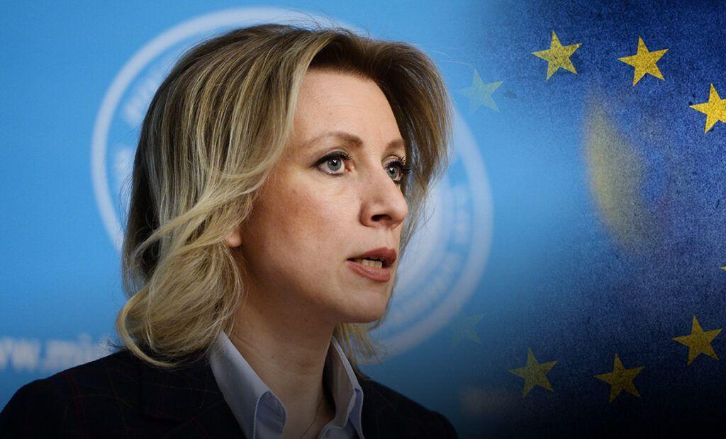 Захарова пояснила, как Россия в этот раз ответит на санкции Запада