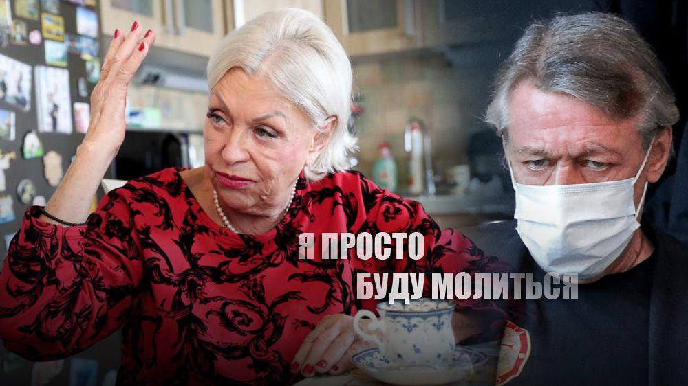 Заслуженная артистка Поргина рассказала, как изменилось отношение артистов к Ефремову