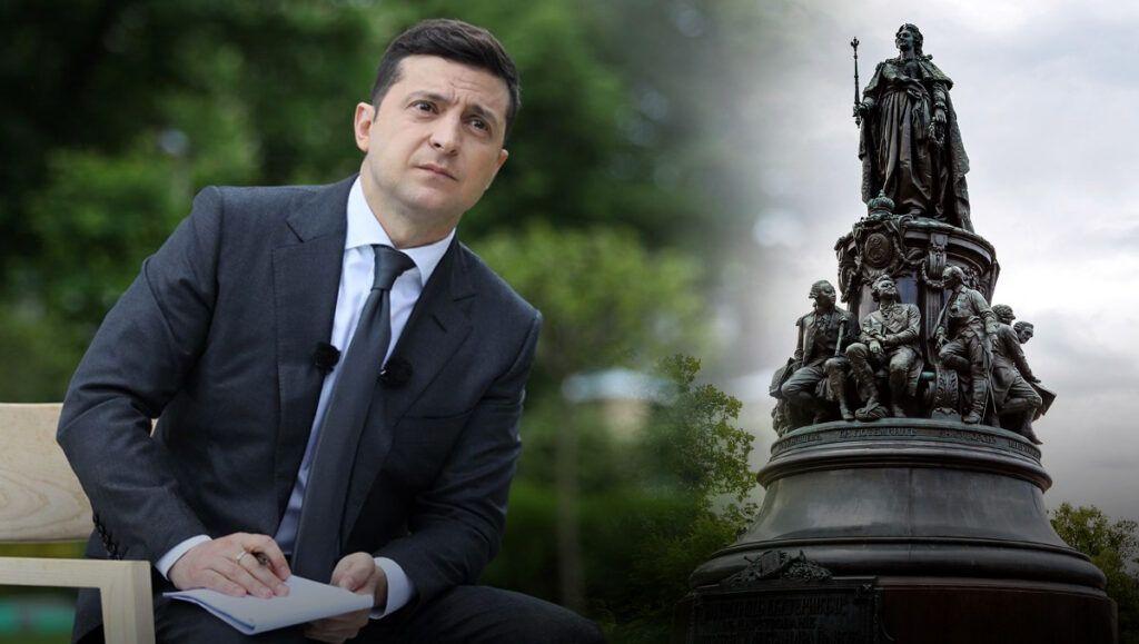 Зеленский пояснил, выдвижение бывшего КВНщика кандидатом в мэры Одессы.