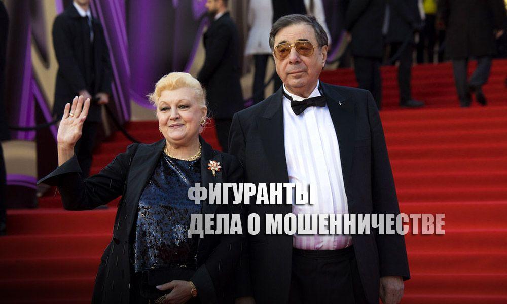 Актрису Наталию Дрожжину и ее супруга задержали за обман вдовы Баталова