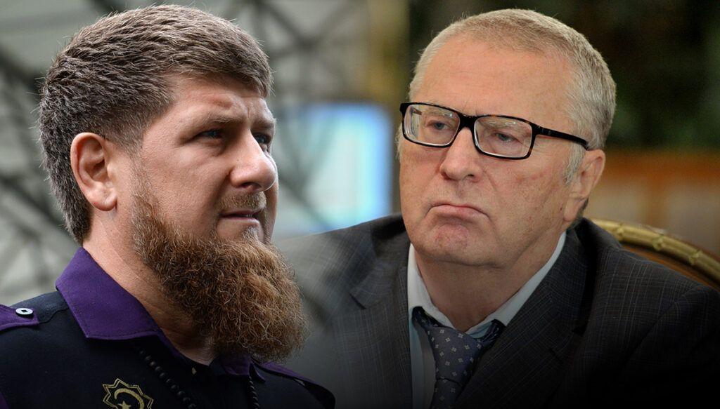 Кадыров резко отреагировал на слова Жириновского к Макрону