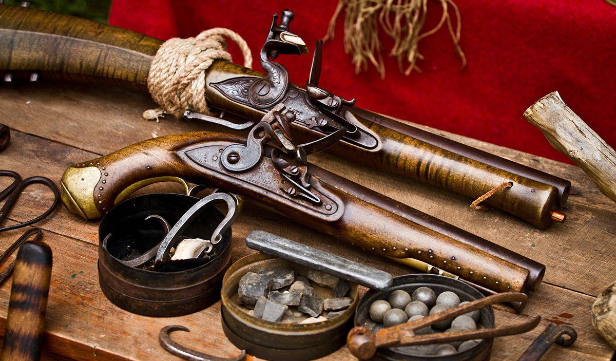 Коллекционирование образцов военного оружия