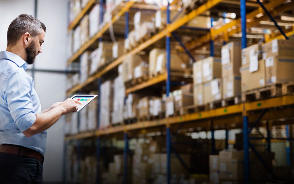 Основные принципы организации работы складского хозяйства