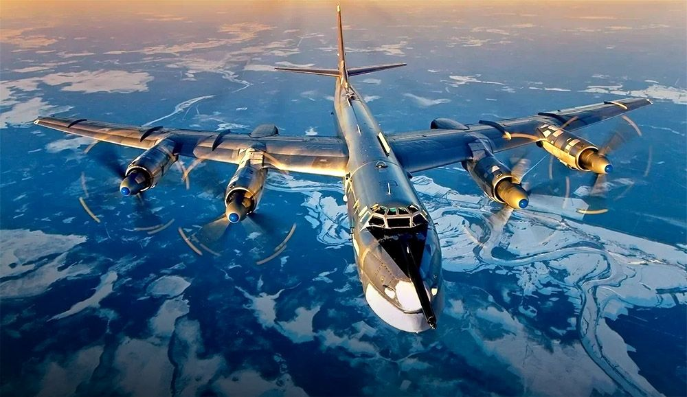 Sohu: США провалили попытку отогнать самолеты РФ от Аляски