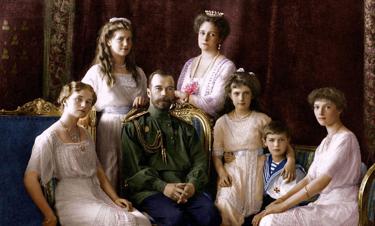 В Великобританиинашли письмо родственника Николая II проливающее свет на судьбу княжны Анастасии