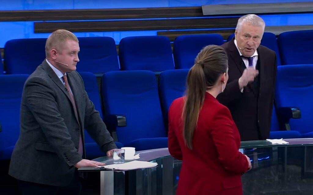 Жириновский предложил повесить Тихановскую в центре Минска