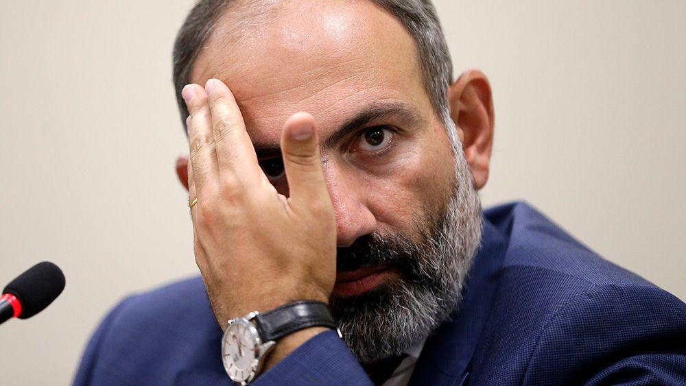 В Армениипредотвратили попытку убийства Пашиняна