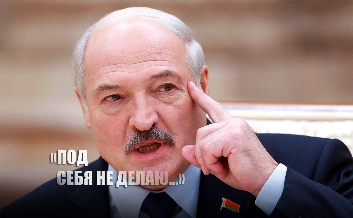 Лукашенко заявил, что не будет главой РБ при новой конституции
